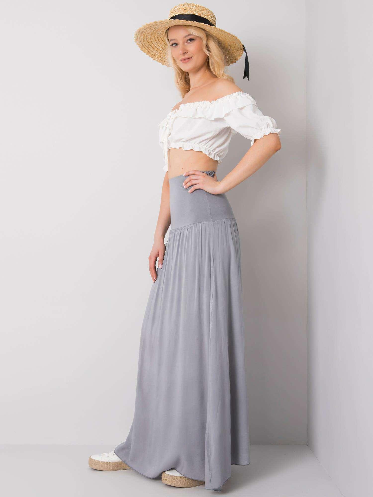 Dámská dlouhá sukně 82160 - OH BELLA
