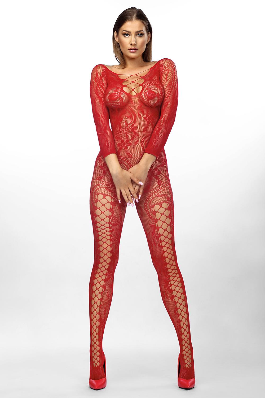 Erotické bodystocking Anais Mirabella