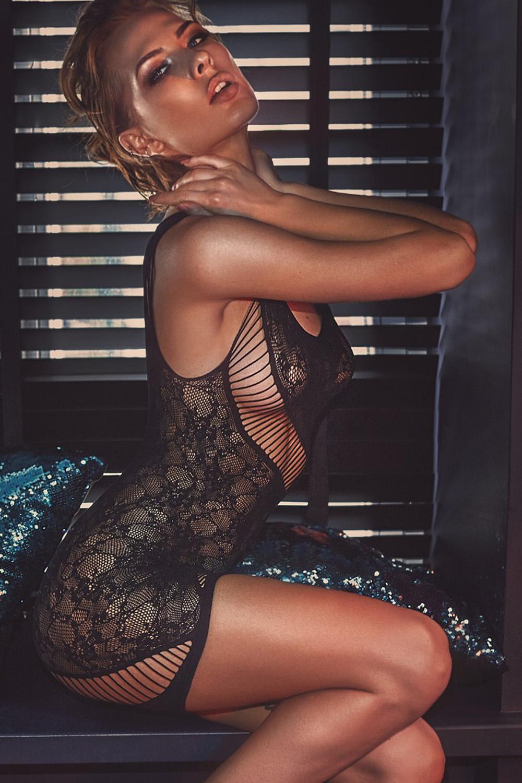 Erotická košilka Anais Adios