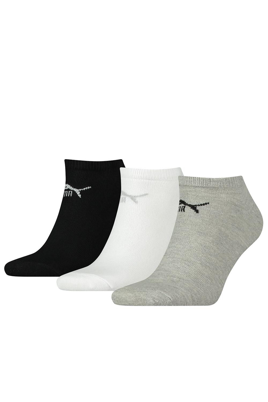 Nízké ponožky Puma Sneaker 3-pack