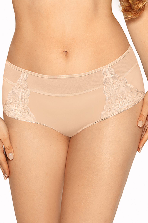 Dámské kalhotky brazilky Gaia 1009B Bianca