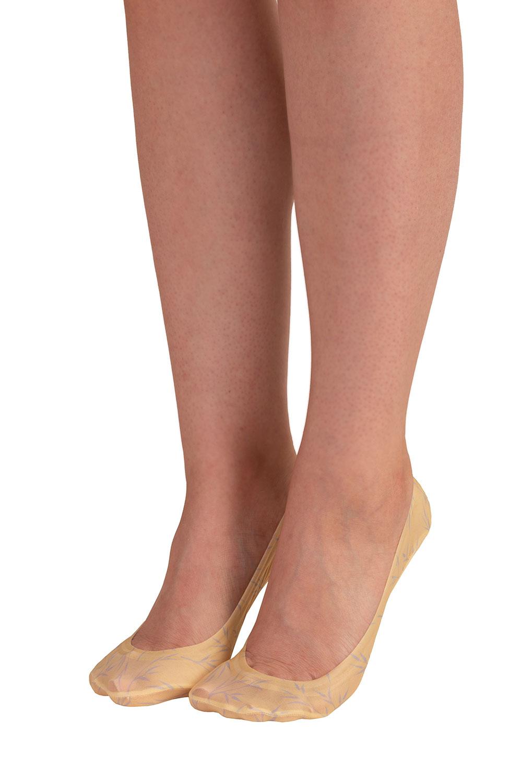 Dámské nízké ponožky Lee Cooper 37507/2 bambus
