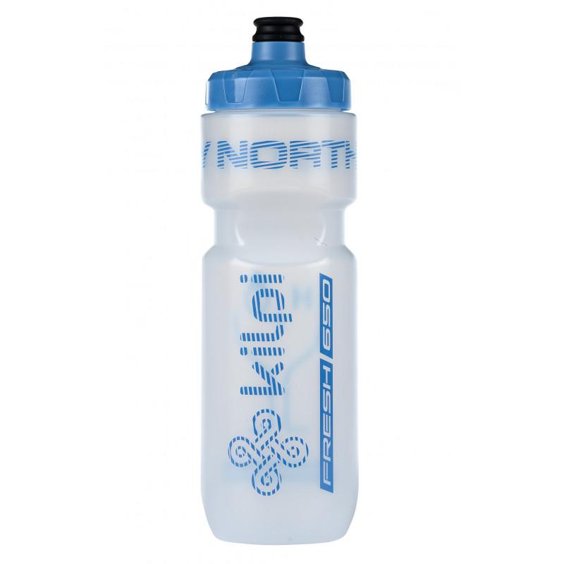 Cyklistická lahev Fresh-u modrá - Kilpi 650 ml