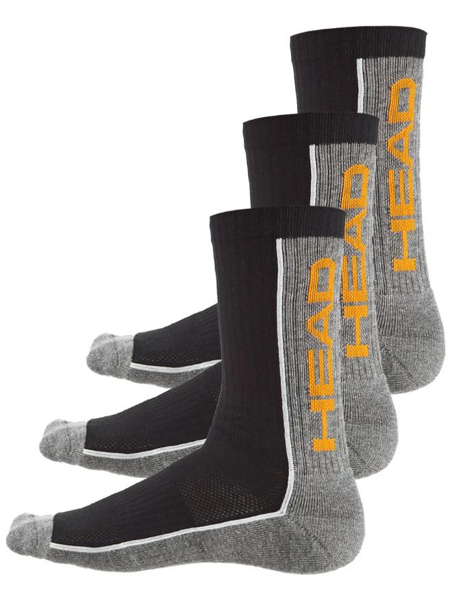 3PACK ponožky HEAD vícebarevné (791011001 235)