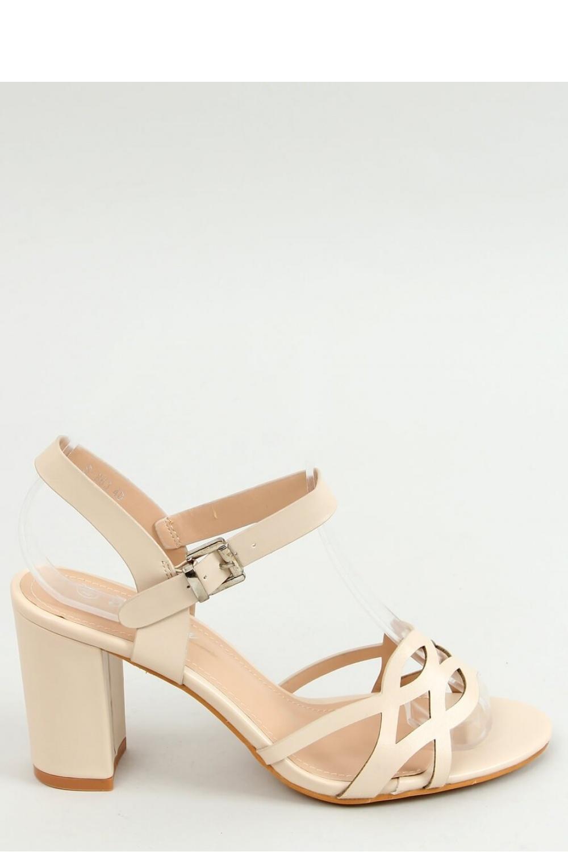 Sandály na podpatku  model 155673 Inello