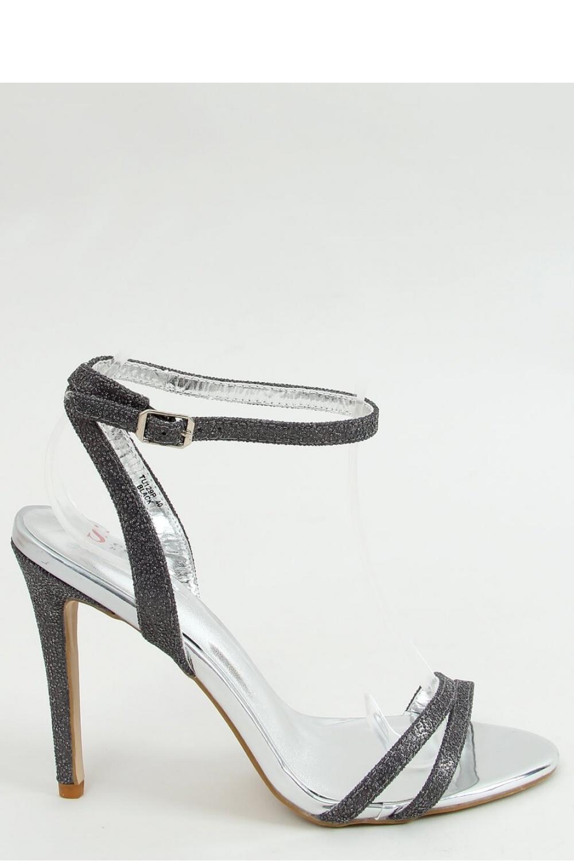 Sandály na podpatku  model 155607 Inello