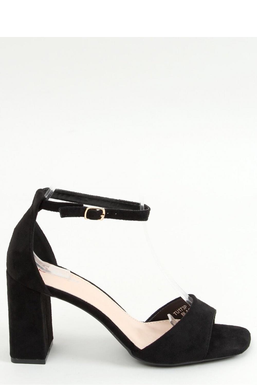 Sandály na podpatku  model 155668 Inello