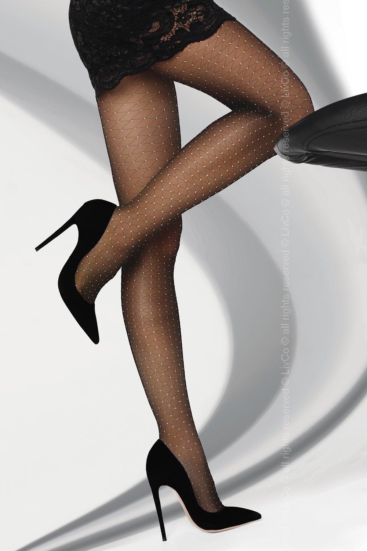 Punčochové kalhoty  model 156973 Livia Corsetti Fashion