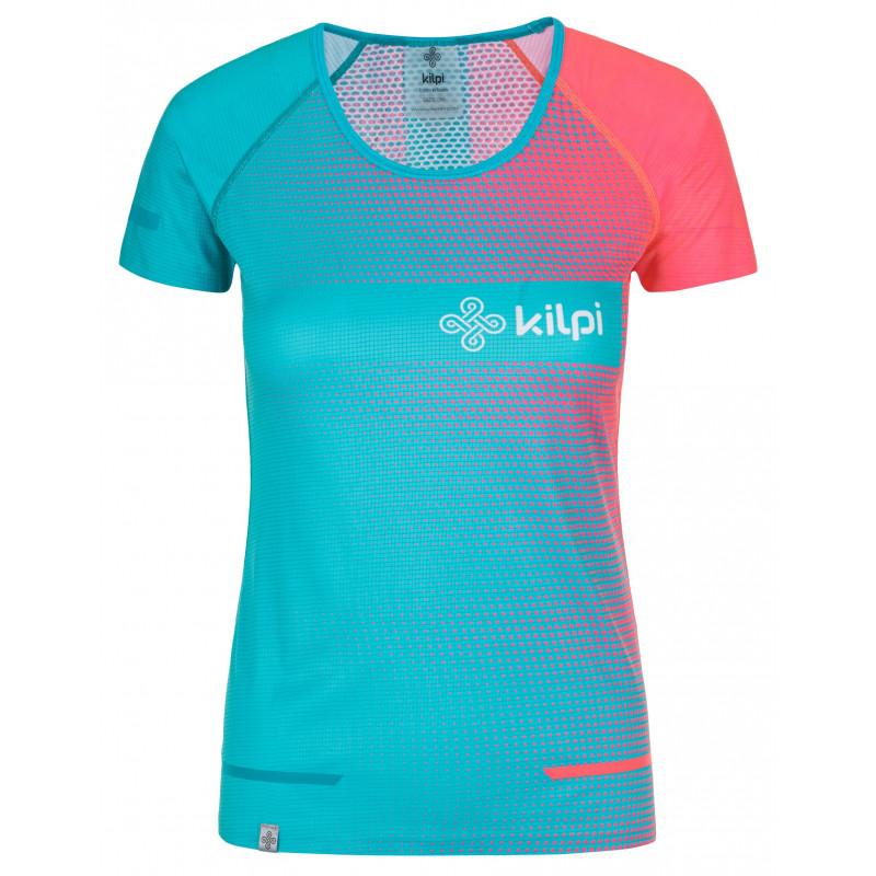 Dámské běžecké tričko Victori-w modrá - Kilpi