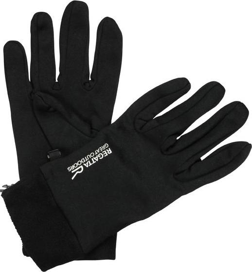 Pánské rukavice Regatta RMG011 XERT Extol Black