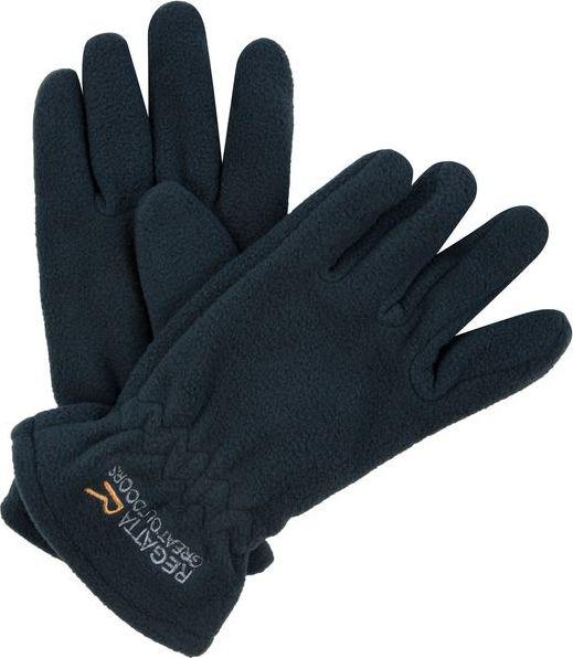 Dětské zimní rukavice Regatta RKG024 TAZ GLOVES II Tmavě modrá