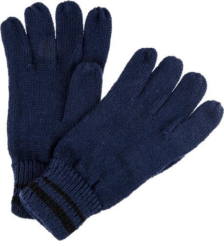 Pánské rukavice Regatta RMG028 Balton Glove II  Tmavě modré