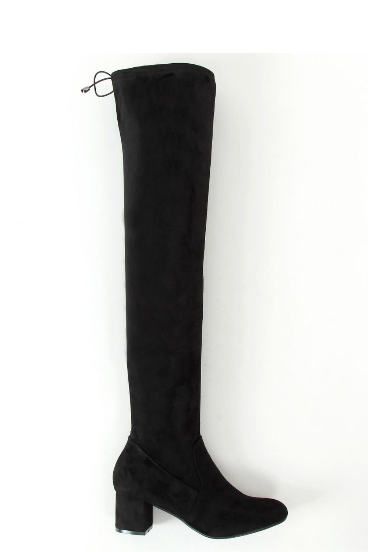 Boty mušketýrky  model 157662 Inello