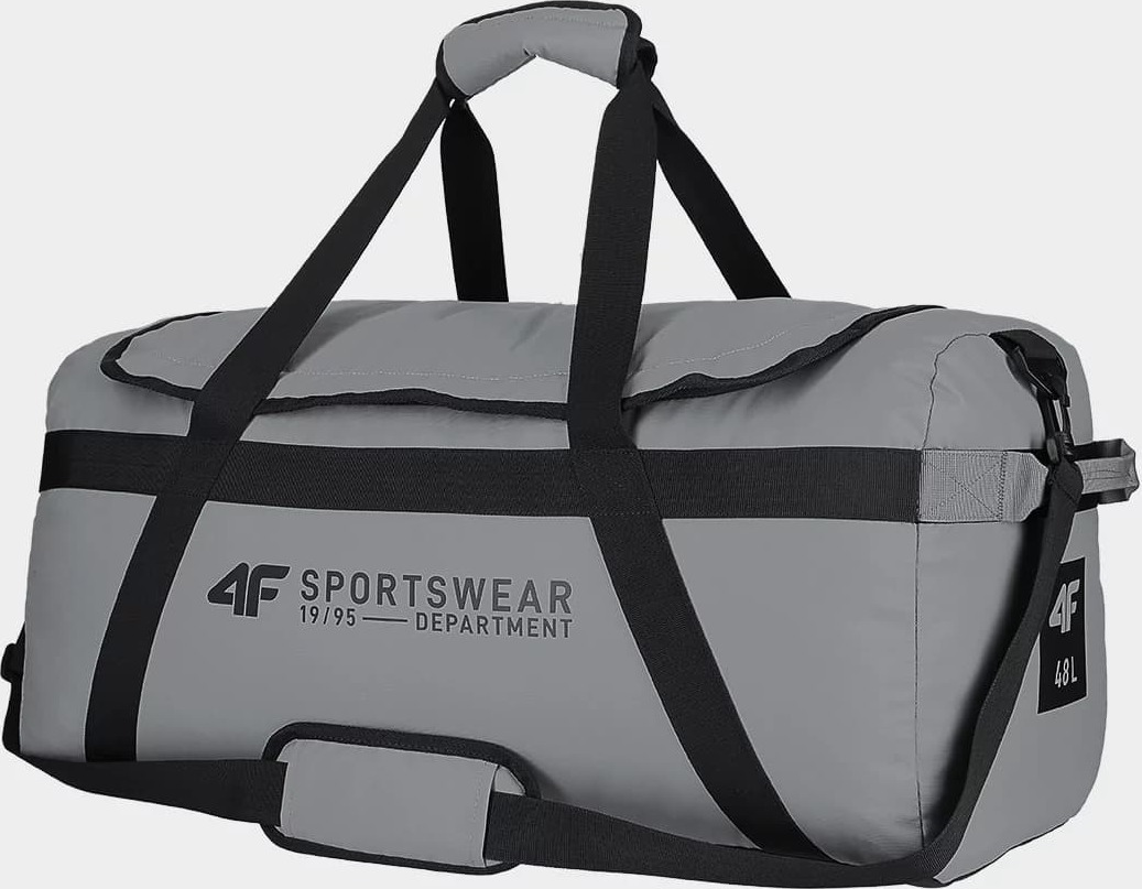 Sportovní taška 4F TPU007 šedá