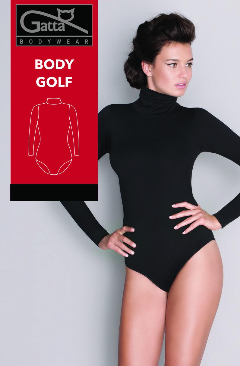 Dámské body Golf 5577S - GATTA BODYWEAR
