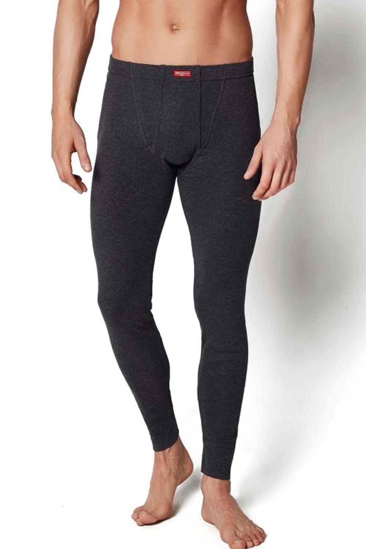 Pánské podvlékací kalhoty 4862 J1 melange - HENDERSON
