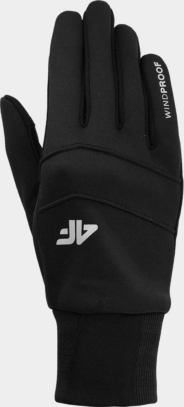 Sportovní rukavice 4F  REU203 Černé
