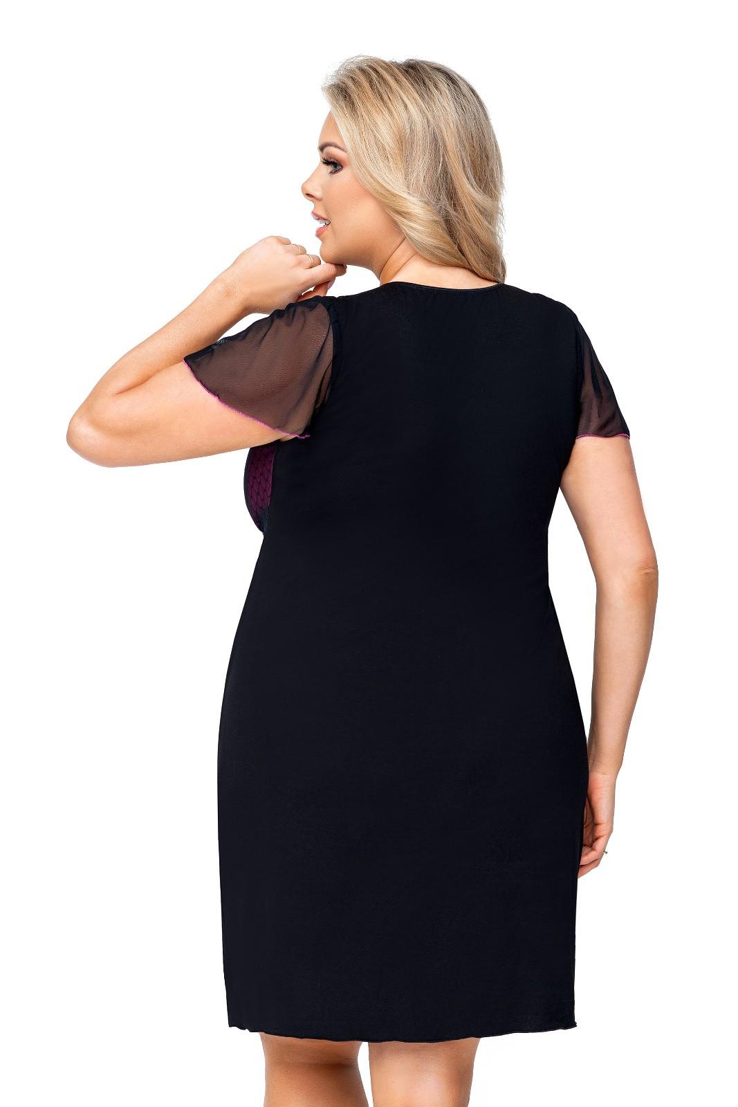 Dámská noční košilka Donna Zoya Plus 3XL-6XL