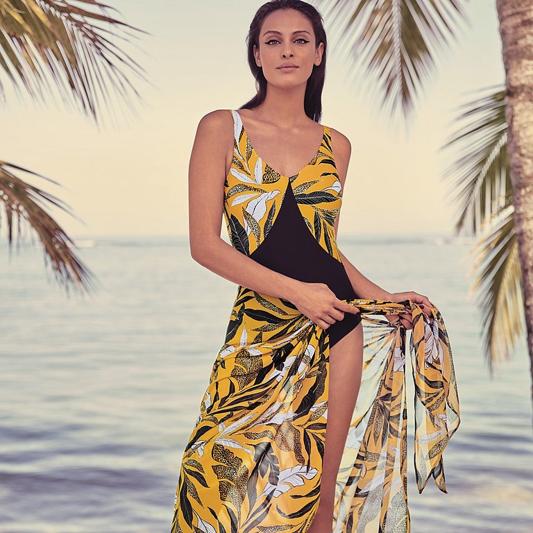 Gesa jednodílné plavky 203 zlutá - Anita Classix