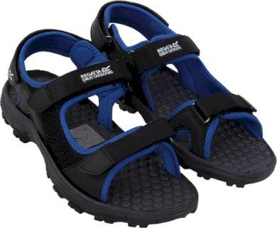 Pánské sandály Regatta RMF396 TERRAROCK Black/Oxford Blue