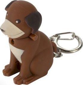 Klíčenka svítilna Regatta RCE127 ANIMAL KRng Torch Dog