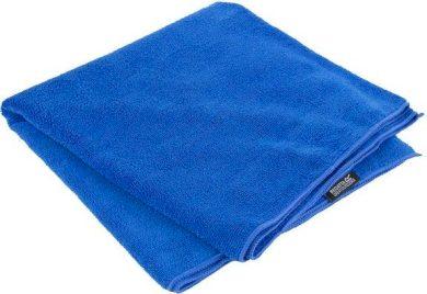 Outdoorový ručník REGATTA RCE136 Travel Towel Lrg modrý
