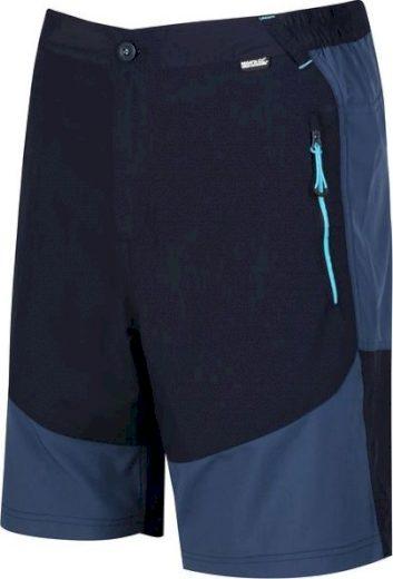 Pánské šortky REGATTA RMJ207  SUNGARI Modrá