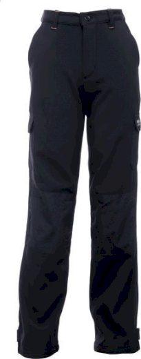 Dětské softshellové kalhoty Regatta RKJ018 WINTER SSHELL Černá 19