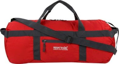 Sportovní taška Regatta EU180 PACKWAY DUFF 40L Červená