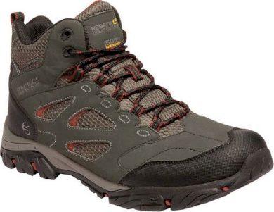 Pánská outdooorová obuv REGATTA RMF573  Holcombe IEP Khaki