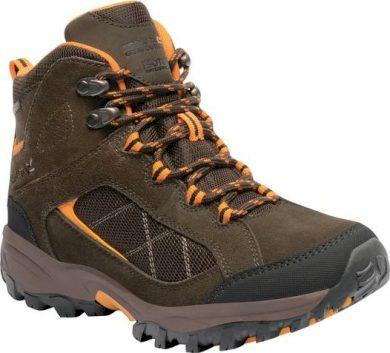 Dámská outdoorová obuv REGATTA RWF485 Clydebank Hnědé