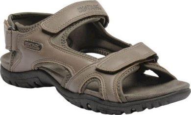 Pánské sandály REGATTA RMF331 Haris Světle hnědá