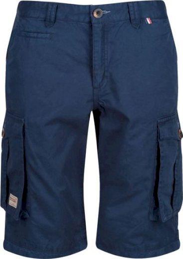 Pánské kraťasy RMJ221 REGATTA Shorebay Tmavě modré