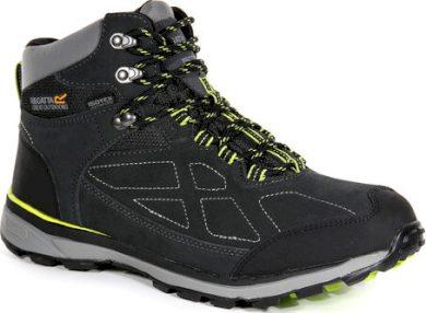 Pánská outdoorová obuv REGATTA RMF575 Samaris Suede  Šedé