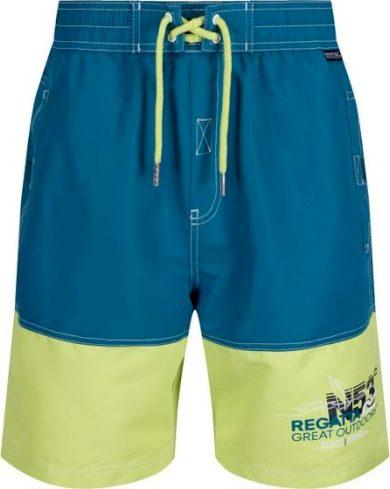 Sportovní plavky/šortky REGATTA  RMM010  Bratchmar III Tyrkysové