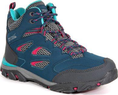 Dětská trekingová obuv REGATTA   RKF573 Holcombe IEP Jnr Modré