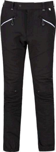Pánské outdoorové kalhoty REGATTA RMJ212R Mountain Trs Černé