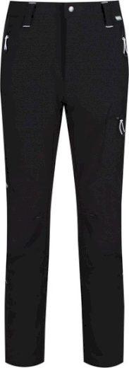 Pánské outdoorové kalhoty Regatta RMJ225R Questra II Černá