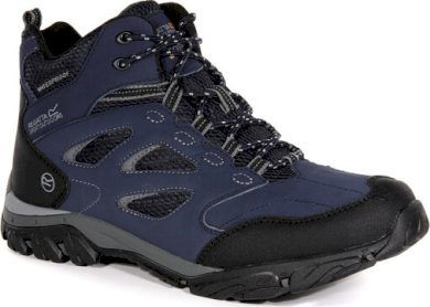 Pánská outdooorová obuv REGATTA RMF573 Holcombe IEP Mid Modrá