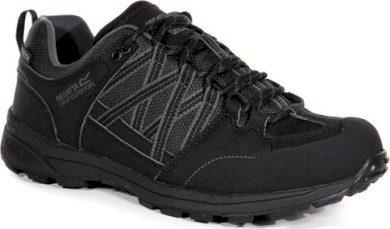 Pánská treková obuv REGATTA RMF540 Samaris Low II Černá