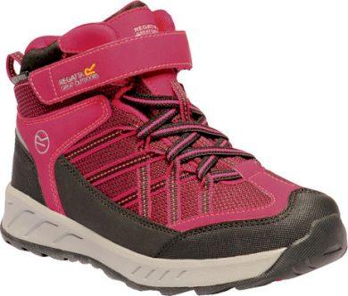 Dětská treková obuv REGATTA RKF508  Samaris V Růžová