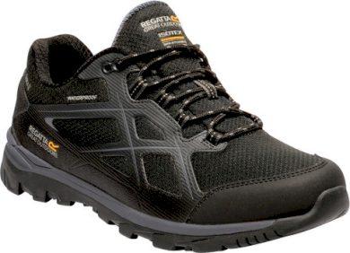 Pánská treková obuv REGATTA RMF623  Kota Low II Černá
