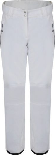 Dámské lyžařské kalhoty DARE2B DWW460  Effused Bílé