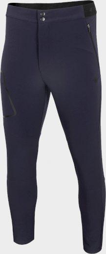 Pánské outdoorové kalhoty 4F SPMC201 Tmavě modré