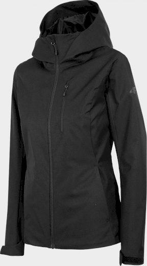 Dámská outdoorová bunda 4F KUD301 Černá
