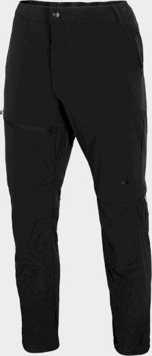 Pánské outdoorové kalhoty 4F SPMT100 Černé