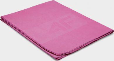 Sportovní ručník 4F RECU200B Růžový