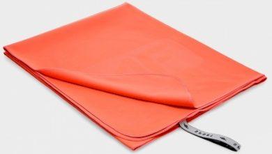 Sportovní ručník 4F RECU200B Oranžový