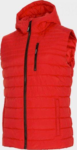 Pánská vesta Outhorn KUMP600 Červená