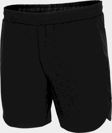 Pánské funkční šortky Outhorn SKMF600 Černé